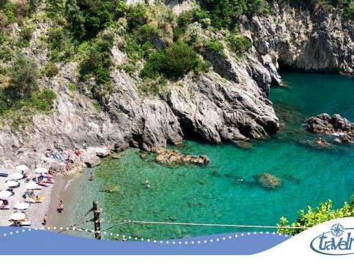 Cale, calette e discese a mare lungo la Costa Amalfitana