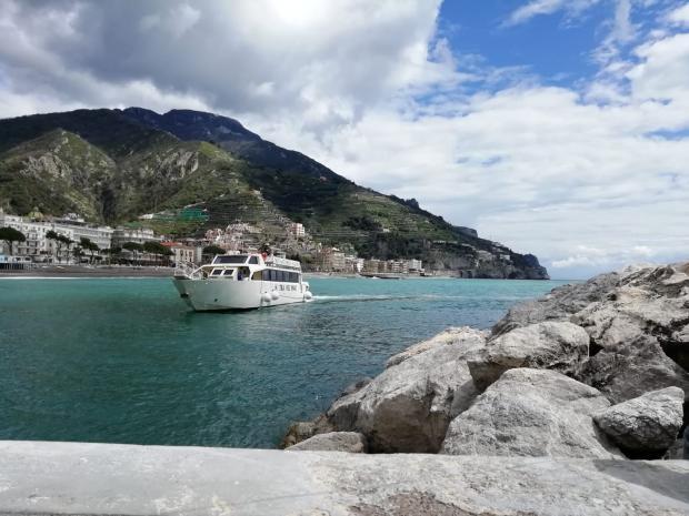 Visita la Costa d'Amalfi: Pasqua e 1º maggio #viamare!