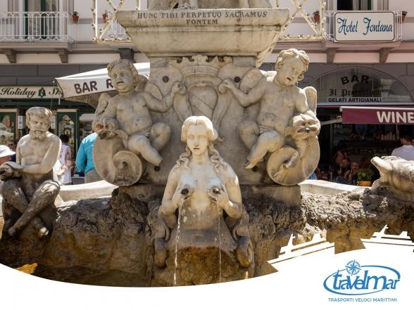 Costa d'Amalfi tra miti e leggende